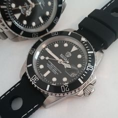 Rolex upgraded by Royal Custom Watches