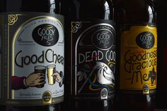 Goody Ales by Sand Creative