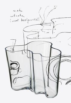 Skandinaavisen muotoilun ikoni - Alvar Aalto - www.iittala.fi