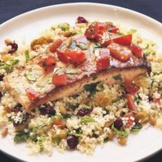 9 Top-Rated Salmon Recipes Ready in 30 Minutes or Less - Lemon-Pepper Salmon Top Rated Salmon Recipe, Best Salmon Recipe, Delicious Salmon Recipes, Good Healthy Recipes, Clean Recipes, Yummy Recipes, Yummy Food, Slow Cooker Recipes, Cooking Recipes