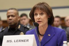 Lois Lerner, Internal Revenue Service cleared by Justice Department, no charges will be filed