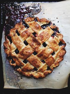 bluebarb pie | apt 2