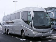 Scania/Irizar by emdjt42, via Flickr.