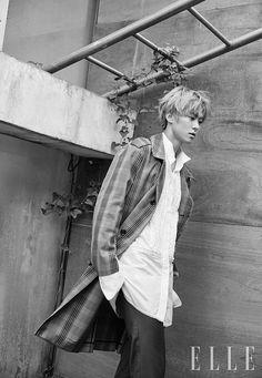 Gong Myung - Elle Magazine September Issue '17