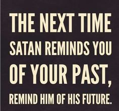 God will stand in for me thank you. My God is forgiving and He will do the talking. I only need to be still cause my Father in heaven knows my heart and regrets.