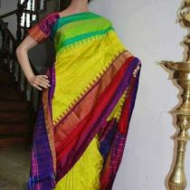 Pochampally ikkath silk saree | Buy Online Sarees