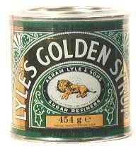 Lyles Golden Syrup 16.0 Fluid Oz(454g) Per Tin - Pack 2 Tins Lyons   because it is called for in one of the gingerbread recipes