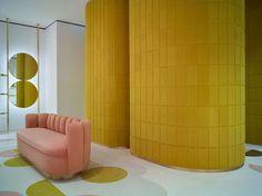 REDValentino by India Mahdavi | Shop interiors