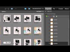 Digital Scrapbooking Primer: Organising Templates - Digital Scrapbooking HQ