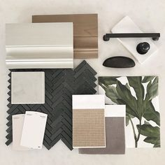 Mood Board Interior, Interior Design Boards, Sample Boards, Material Board, Natural Home Decor, New Home Designs, Colour Board, Color Themes, Colorful Interiors