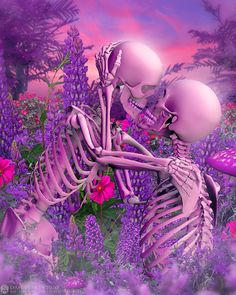 Beautiful Fantasy Art, Dark Fantasy Art, Skull Wallpaper, Galaxy Wallpaper, Art Of Dan, Skull Pictures, Romance Art, New Background Images, Skull Artwork