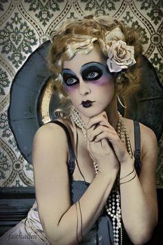 flapper goth by faith allen