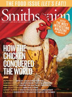 Smithsonian Magazine: Making History with First Annual Food Issue