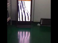 LED Standing  LED Advertising Display. The size can be customized just f...