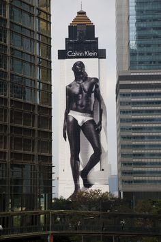 De mooiste mannelijke modellen van Calvin Klein