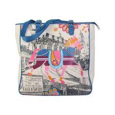 Women's Hadaki by Kalencom City Tote - Cassandra Horse Casual Handbags (1.100 ARS) ❤ liked on Polyvore featuring bags, handbags, tote bags, casual footwear, casual handbags, none, purse tote bag, city tote, hadaki and hand bags