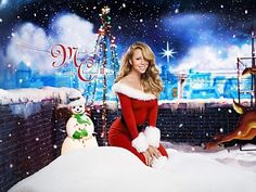 Mariah Carey---Christmas Album