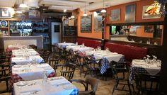 Gamberoni Restaurant Toronto 416.800.1318 Bedford Park, Restaurant Restaurant, Toronto, Conference Room, Table, Furniture, Home Decor, Decoration Home, Meeting Rooms