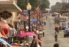 4th of July Parade Marchers Told They Cannot Carry Their Rifles