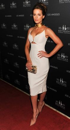 Kate Beckinsale - Battersea Power Station Launch Party | 2014