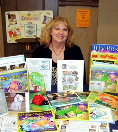Children's Book Author, Donna Sheppard, shares how she got started writing and publishing children's books.