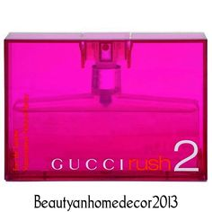 GUCCI RUSH 2 by Gucci 1 oz / 30 ml EDT Spray Perfume for Women New in Box #Gucci