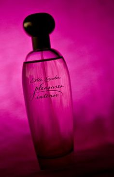 Estee Lauder perfume~Pleasures Intense. My all time Favorite!!!! It is the best that goes with my body chemistry. Love it!!!!!