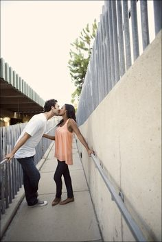 Image via We Heart It https://weheartit.com/entry/88443302/via/1015510 #couple #happy #interracial #kiss #love #man #sweet #woman #bwwm