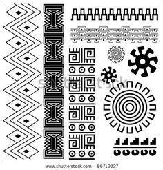 Image result for diseños geometricos mayas pdf