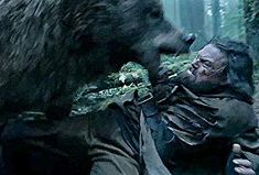 Fox desmiente que Leonardo DiCaprio sea violado por un oso en 'The Revenant'… New Movies, Good Movies, Leonardo Dicaprio News, Bear Attack, Fox Studios, Domhnall Gleeson, Netflix Streaming, The Revenant, About Time Movie