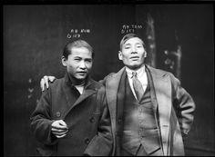Portraits de criminels australiens dans les années 1920 | La boite verte