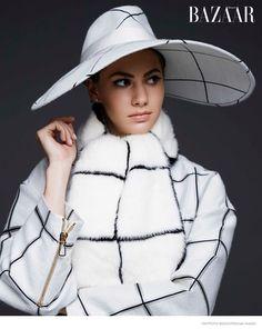Audrey Hepburn's Granddaughter Emma Ferrer Graces 'Harper's Bazaar' Cover