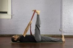 Top 10 Yoga Poses for Men, no need for pretzel bending like pose for now