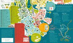 Food Helsinki? HEL YEAH! -esite / Design: Tikari & Maininki