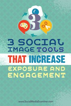 Wondering how to improve the impact of your social media images? In this article you'll discover three little-known tools to analyze the effectiveness of your visuals before you use them in your social media marketing. Via @smexaminer.