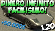GTA 5 ONLINE 1.20 NUEVO TRUCO DINERO INFINITO MUY FACIL +50.000$ DINERO ...