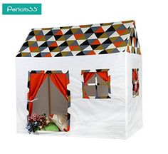 Pericross® 100% Cotton Canvas Kids Cottage Playhouse Room... https://www.amazon.co.uk/dp/B01CHYOVL0/ref=cm_sw_r_pi_dp_x_YHUkybT73AJDV