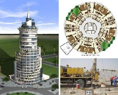 Rotating Architecture: 16 Spinning Buildings