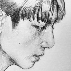 """2,596 Likes, 36 Comments - Louisette (@louisa.bbk) on Instagram: """"Close up of his profile becuz I know y'all be loving his high bridge nose - - - - - #Jungkook #BTS…"""""""