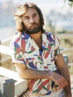Dennis Wilson of the Beach Boys  (12/4/1944-12/28/1983)