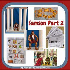 Samson Part 2
