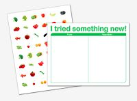 Super Brave Kid  Sticker Reward Chart Kit Two Charts With