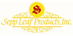 SeppLeaf Products, Gold Leaf, Silver Leaf, Gilding Supplies, Liberon, Mixol, Kolcaustico