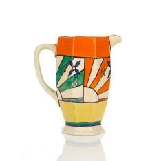 Jugs and Ewers - Clarice Cliff - Page 2 - Carter's Price Guide to Antiques and Collectables