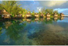 InterContinental Moorea Resort and Spa: Your hotel in Moorea with easyTahiti.com