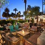 The Bungalow   Santa Monica....this is how I want my deck to look!!