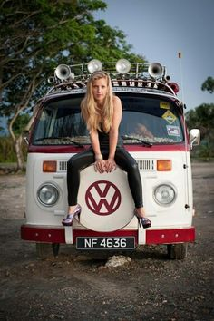 There's always room to ride in a VW Buss