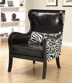 zebra bar stools - Google Search