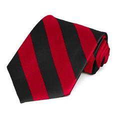 De Markt Stripe Necktie Polyester Skinny Tie for Weddings,Groom,Groomsmen,Missions,Dances