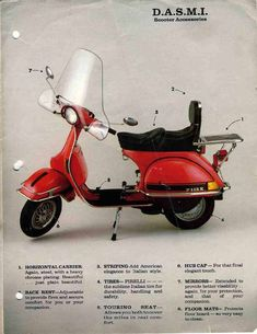 All the toys Lml Vespa, Vespa Lambretta, Vespa Scooters, Scooter Garage, Scooter Parts, European Motorcycles, Cars And Motorcycles, Classic Vespa, Classic Motorcycle